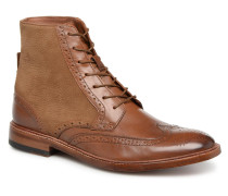James Hi Stiefeletten & Boots in braun