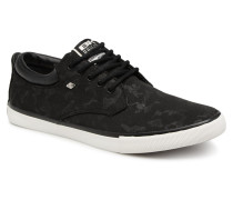 Juno Sneaker in schwarz
