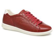 Oxygen Sneaker in rot