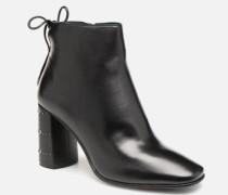 S3202G Stiefeletten & Boots in schwarz