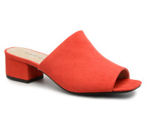 Florence Clogs & Pantoletten in rot
