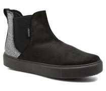 Chelsea Serraje EnceradoinPiel Stiefeletten & Boots in schwarz