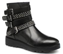 46453 Stiefeletten & Boots in schwarz