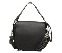 Wendy Saddle bag Handtasche in schwarz