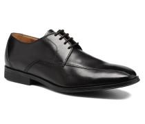 Gilman Mode Schnürschuhe in schwarz