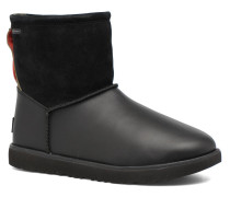 Classic Toggle Waterproof Stiefel in schwarz