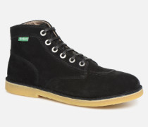 Orilegend Stiefeletten & Boots in schwarz
