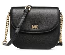 HALF DOME Handtasche in schwarz