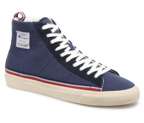 Mid Cut Shoe MERCURY MID CANVAS Sneaker in blau