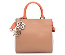 Dania Girlfriend Shopper Handtasche in braun
