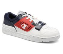 Low Cut Shoe 3 ON LOW LEATHER Sneaker in weiß