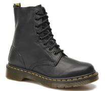 Pascal W Stiefeletten & Boots in schwarz