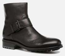 Hyrod Strap Boot Stiefeletten & Boots in schwarz