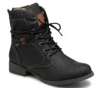 Carmen Stiefeletten & Boots in schwarz