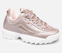 Disruptor M Low Wmn Sneaker in rosa