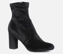 DOUBLON Stiefeletten & Boots in schwarz