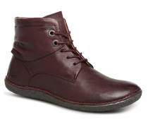 HOBYLOW NEW Stiefeletten & Boots in weinrot