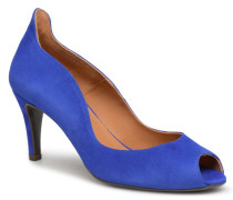 EUMENES Pumps in blau
