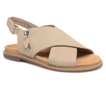 Corsio Calm Sandalen in beige