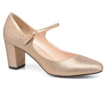 Sil Pumps in goldinbronze
