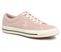 One Star Ox W Sneaker in rosa