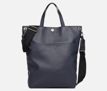 Lee Tote Handtasche in blau