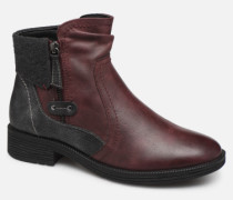 LORETTA NEW Stiefeletten & Boots in weinrot