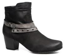 Malika Stiefeletten & Boots in schwarz