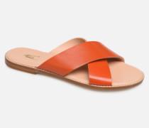INFINITY Clogs & Pantoletten in orange