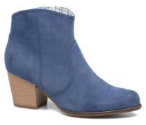 Badda Stiefeletten & Boots in blau