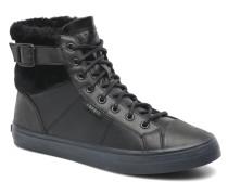 Star Bootie 035 Sneaker in schwarz