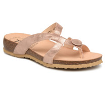 Think! Julia 82330 Clogs & Pantoletten in rosa