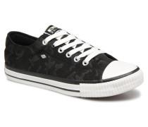 Master lo Sneaker in schwarz