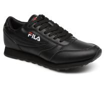 Orbit Jogger Low M Sneaker in schwarz