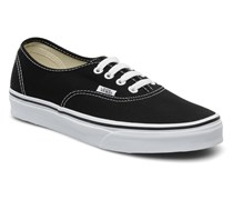 Authentic w Sneaker in schwarz