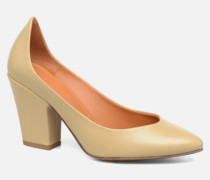 Niki Pump Pumps in beige