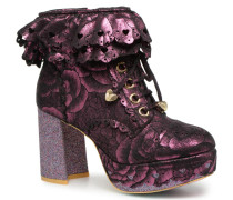 FRILLY KNICKERS Stiefeletten & Boots in rosa