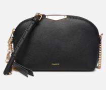 GEASSI Handtasche in schwarz