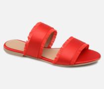 Mio sandal Clogs & Pantoletten in rot