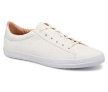 Miana Lace Up Sneaker in weiß