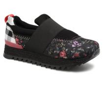 MICENA Sneaker in schwarz
