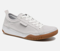 Bridgeport Lace Sneaker in grau