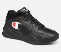 Zone Mid M Sneaker in schwarz