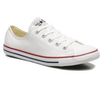 All Star Dainty Canvas Ox W Sneaker in weiß