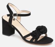 30714 Sandalen in schwarz
