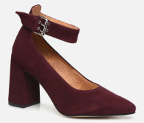 JANE ANKLE S Pumps in weinrot