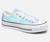Chuck Taylor All Star Lift Minisequins Ox Sneaker in mehrfarbig