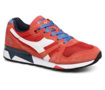 N9000 III Sneaker in rot