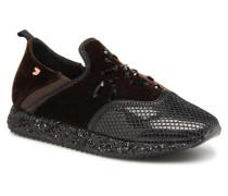41009 Sneaker in schwarz