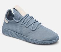 Pharrell Williams Tennis Hu W Sneaker in blau